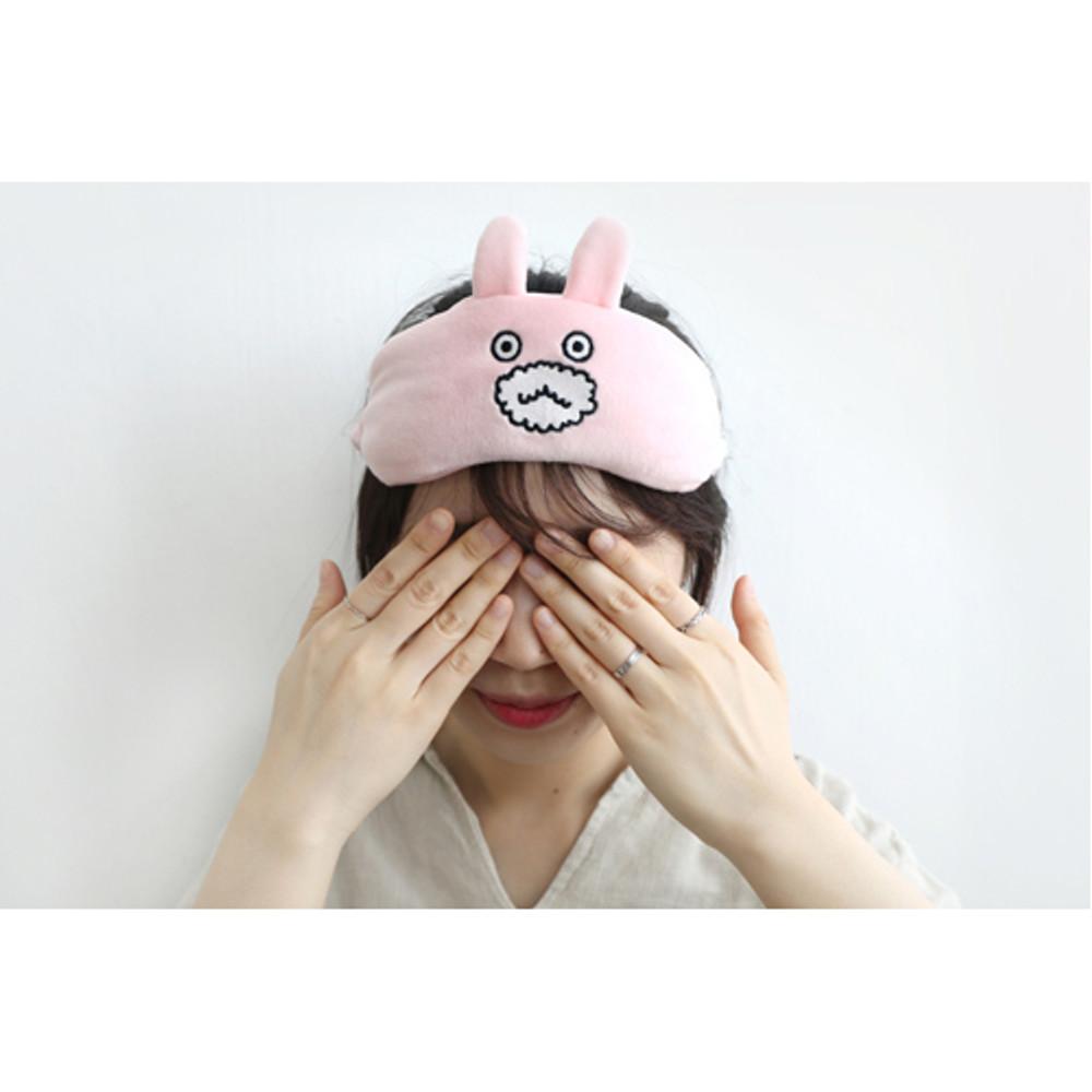 Bunny - Brunch brother eye sleeping mask