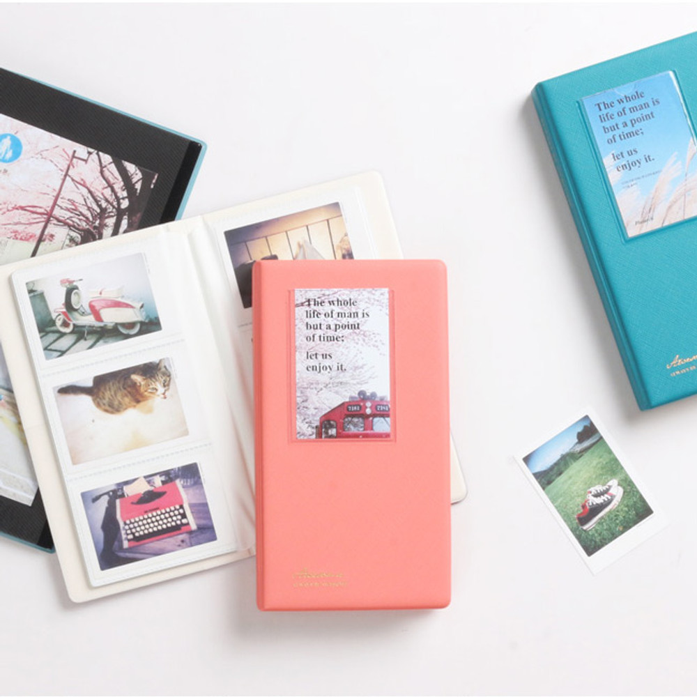 Awesome instax mini slip in photo album