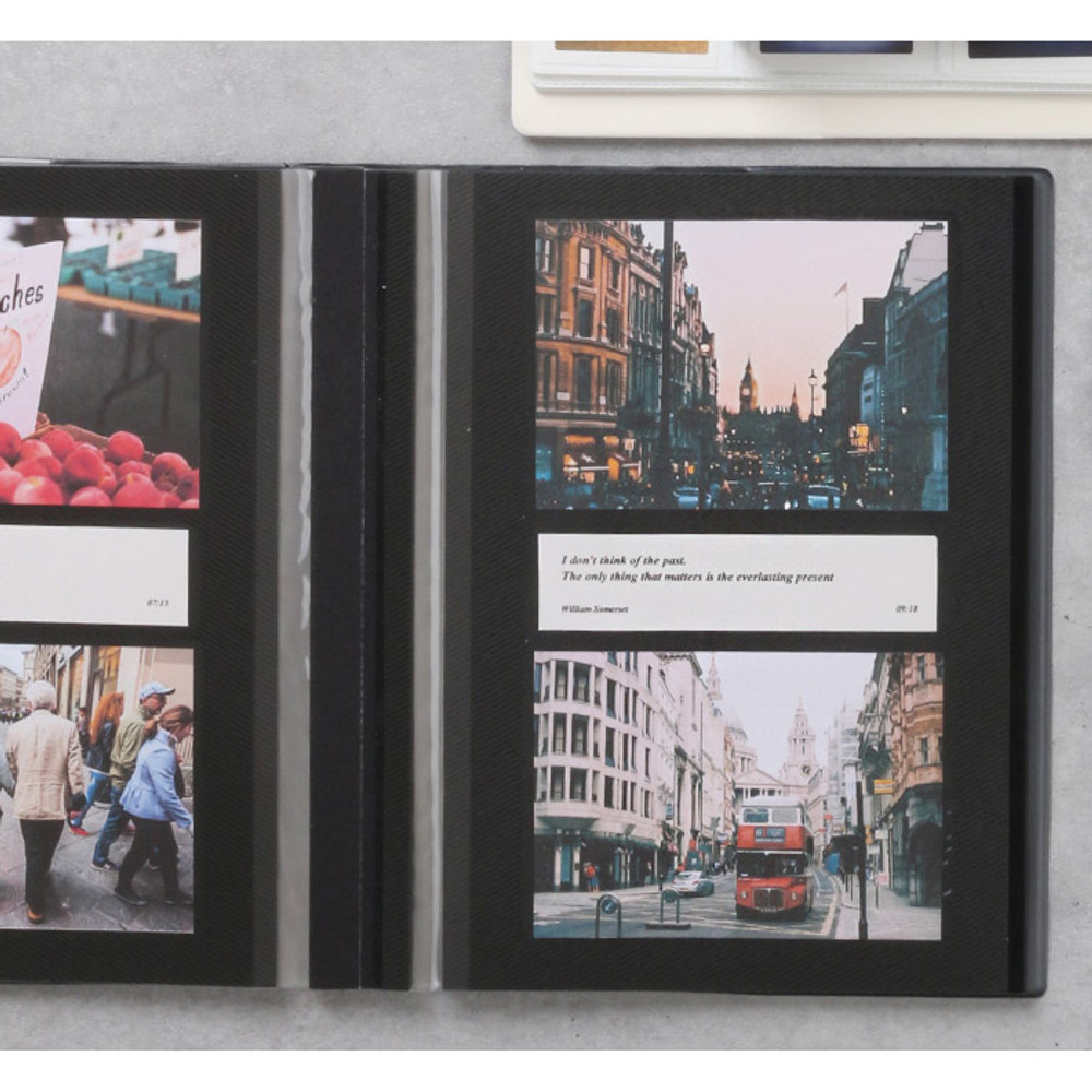 Awesome self adhesive photo album
