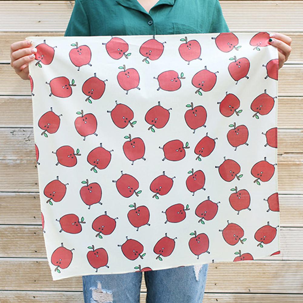 Jam Jam pattern hankie handkerchief