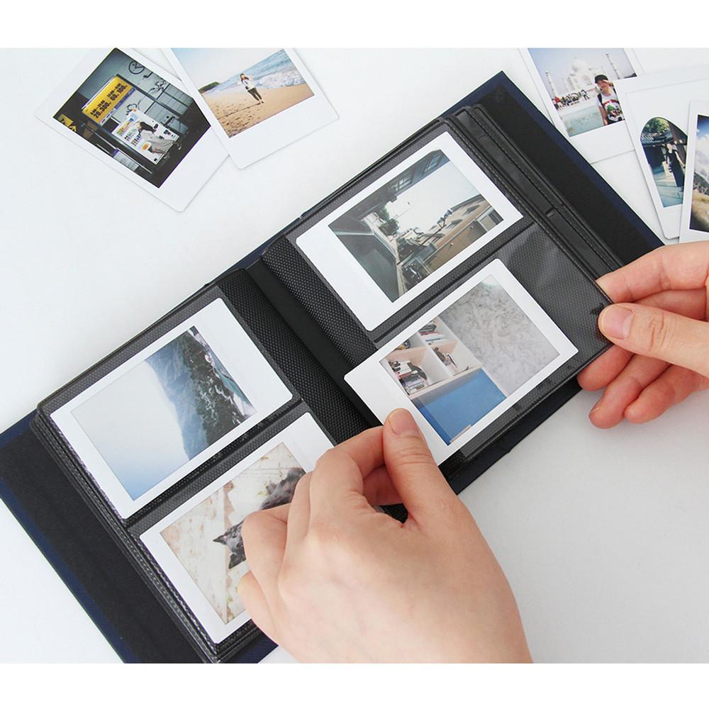Prism instax mini slip in photo album