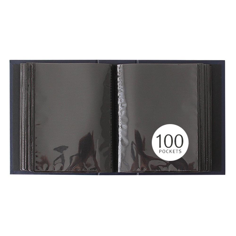 Prism 4X6 slip in pocket photo album