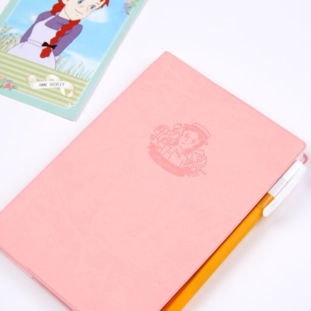 Pen holder - Anne of green gables undated monthly planner