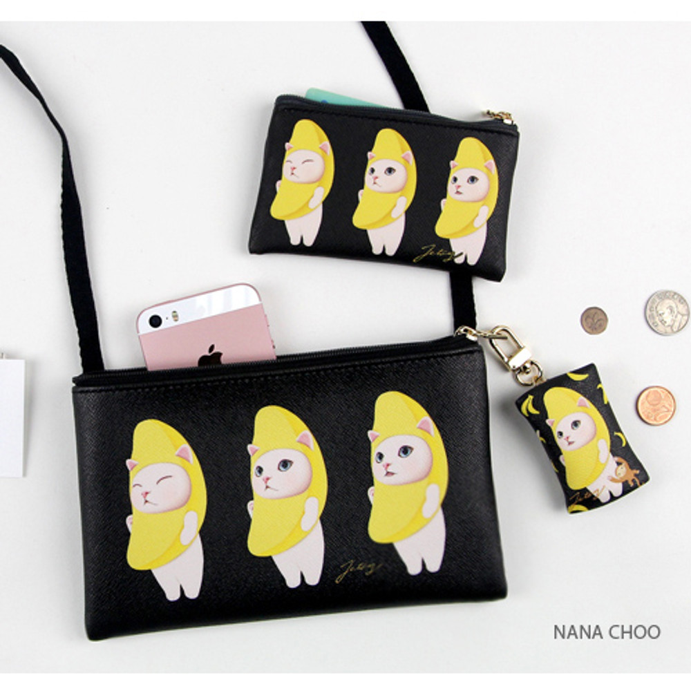 Nana choo - Choo Choo cat petit small shoulder bag