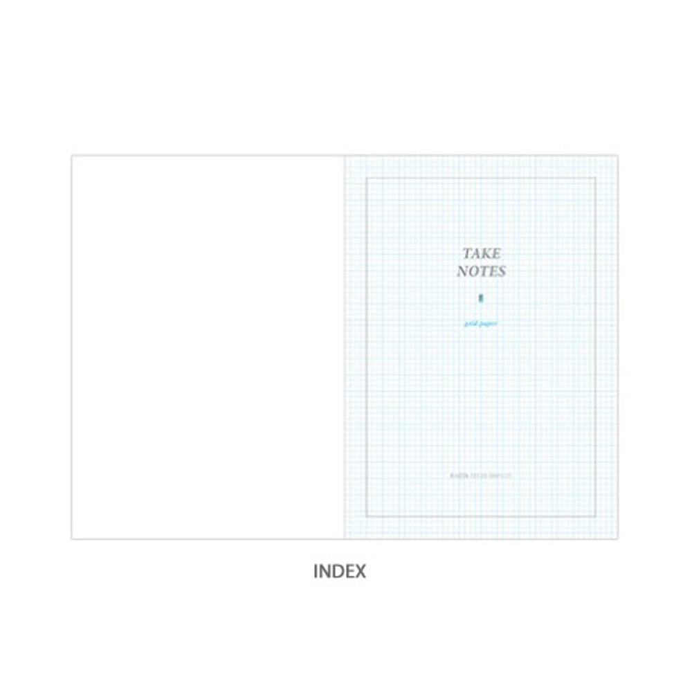 Index - Rihoon Take notes grid notebook ver2