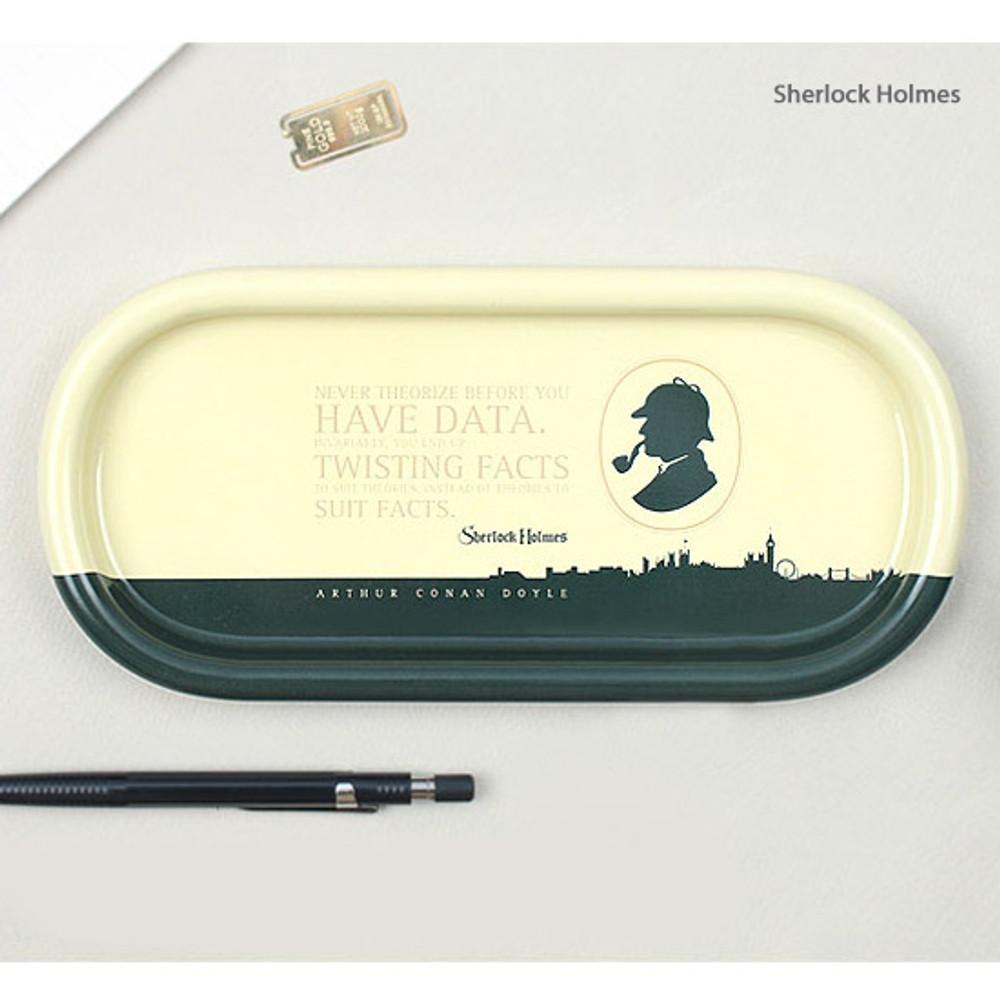Sherlock Holmes - Bookfriends World literature pencil pen tray