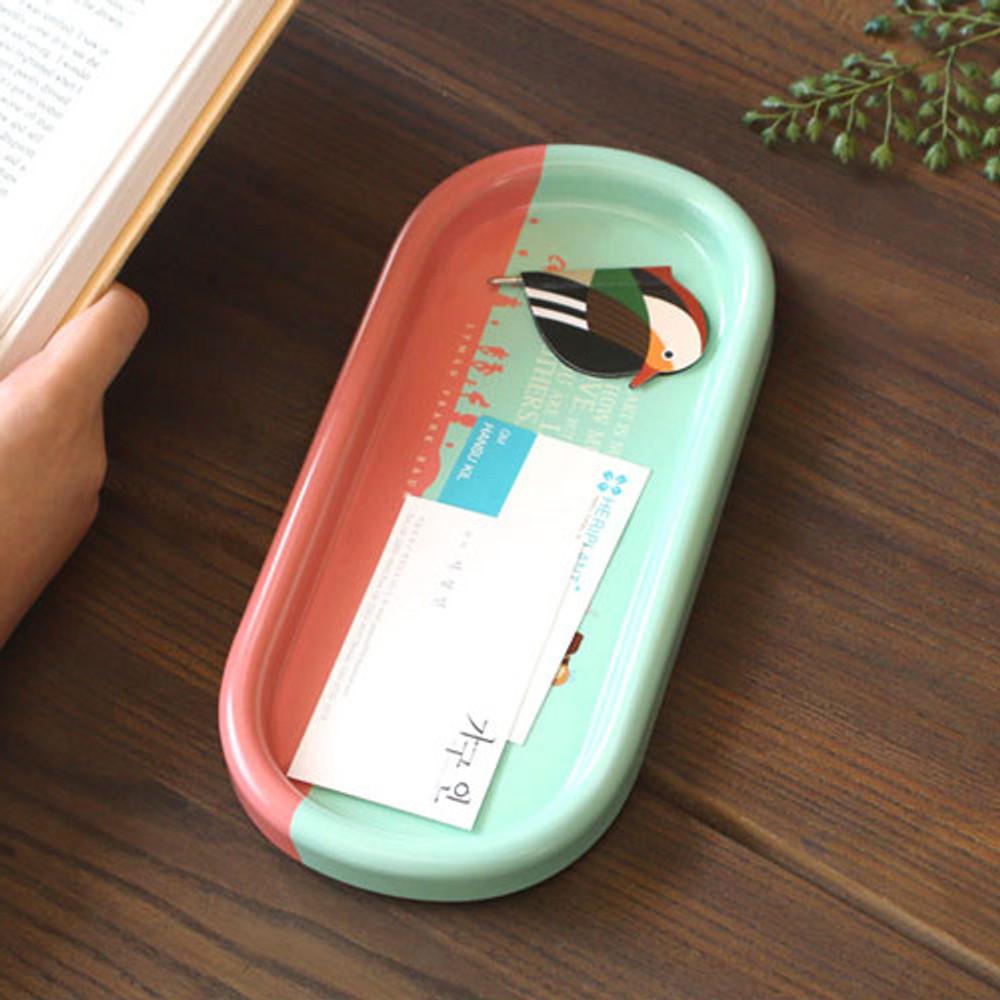 Bookfriends World literature pencil pen tray