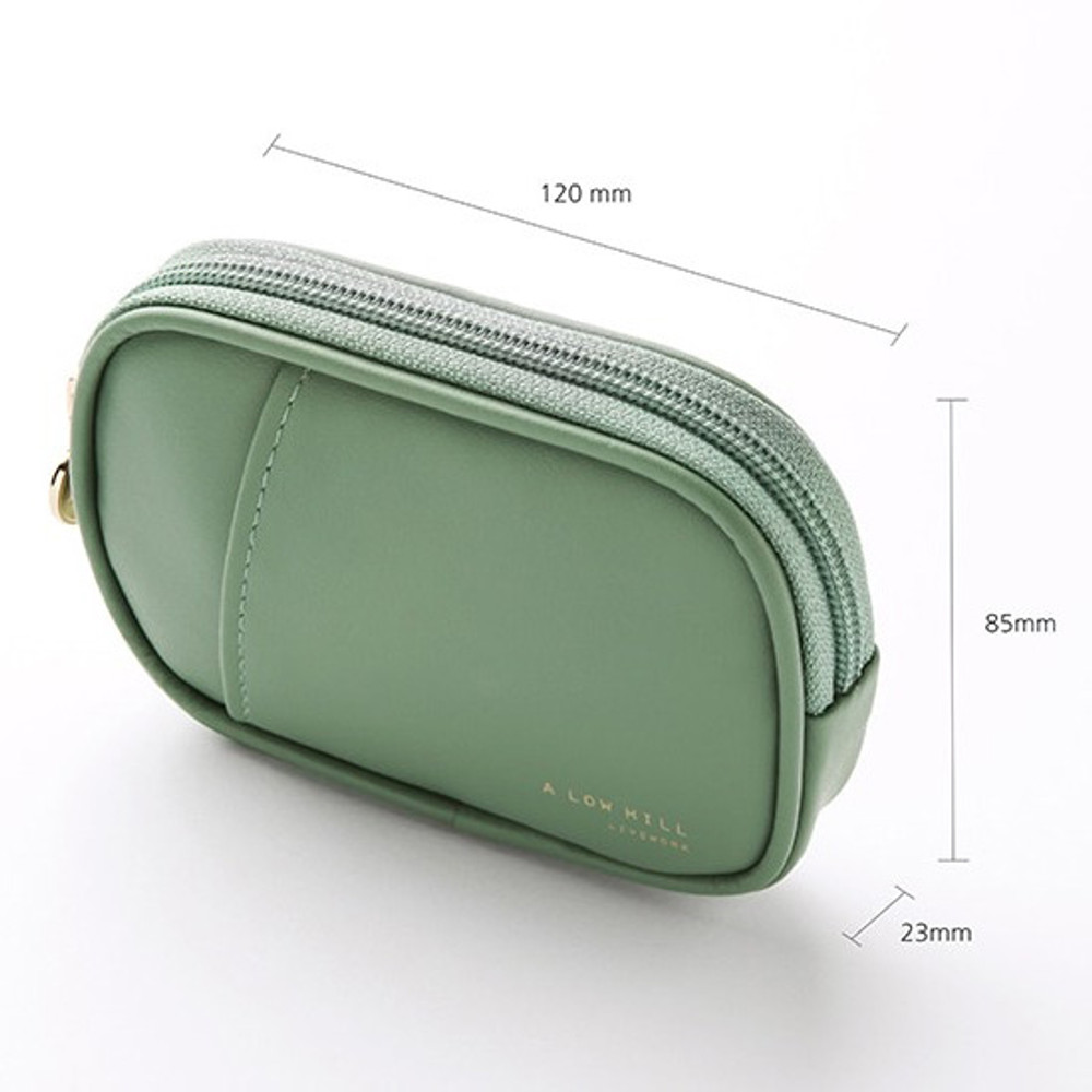 Size of A low hill basic pocket card case pouch