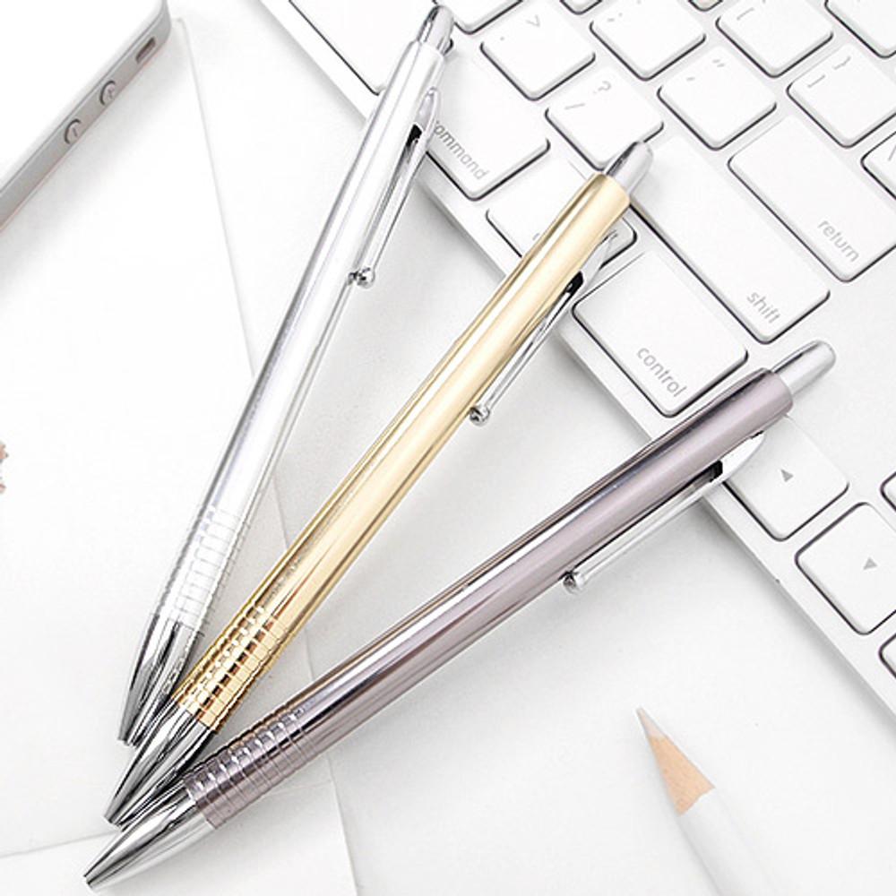 My plus metal 0.5mm sharp mechanical pencil