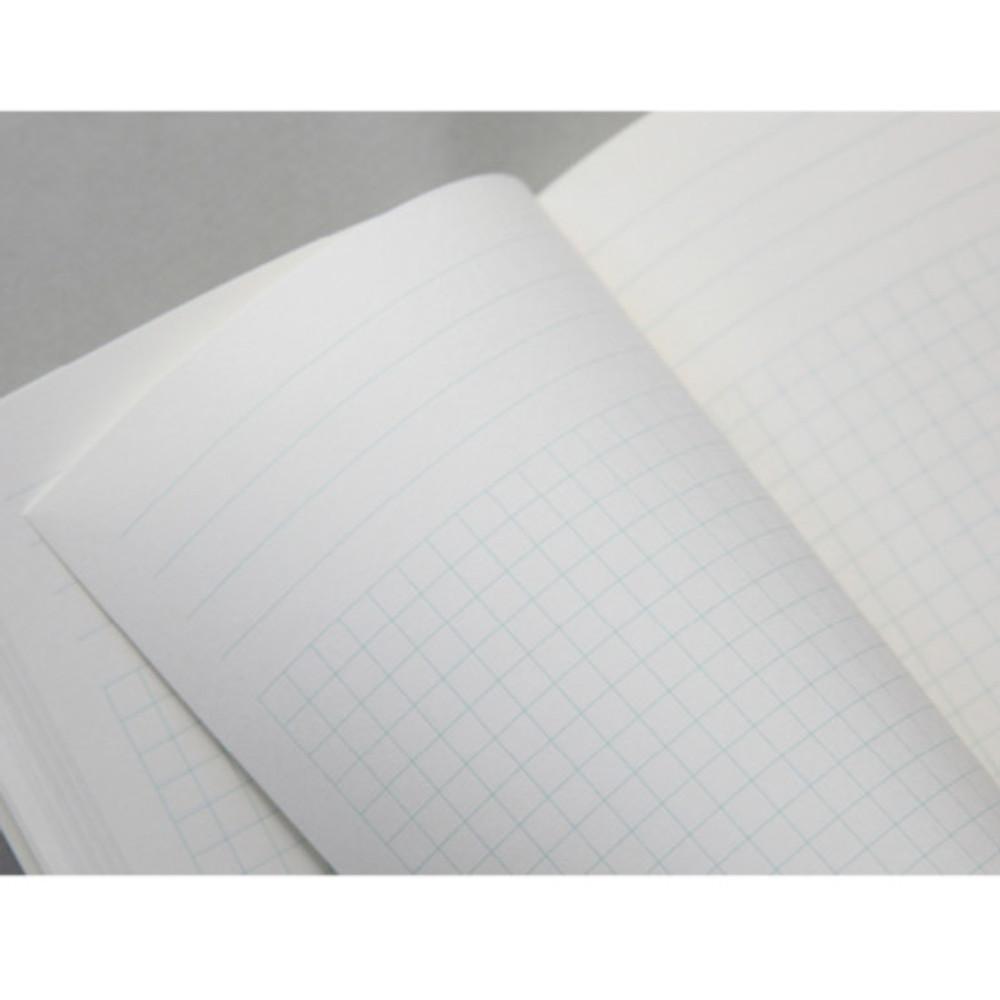 Free medium grid notebook