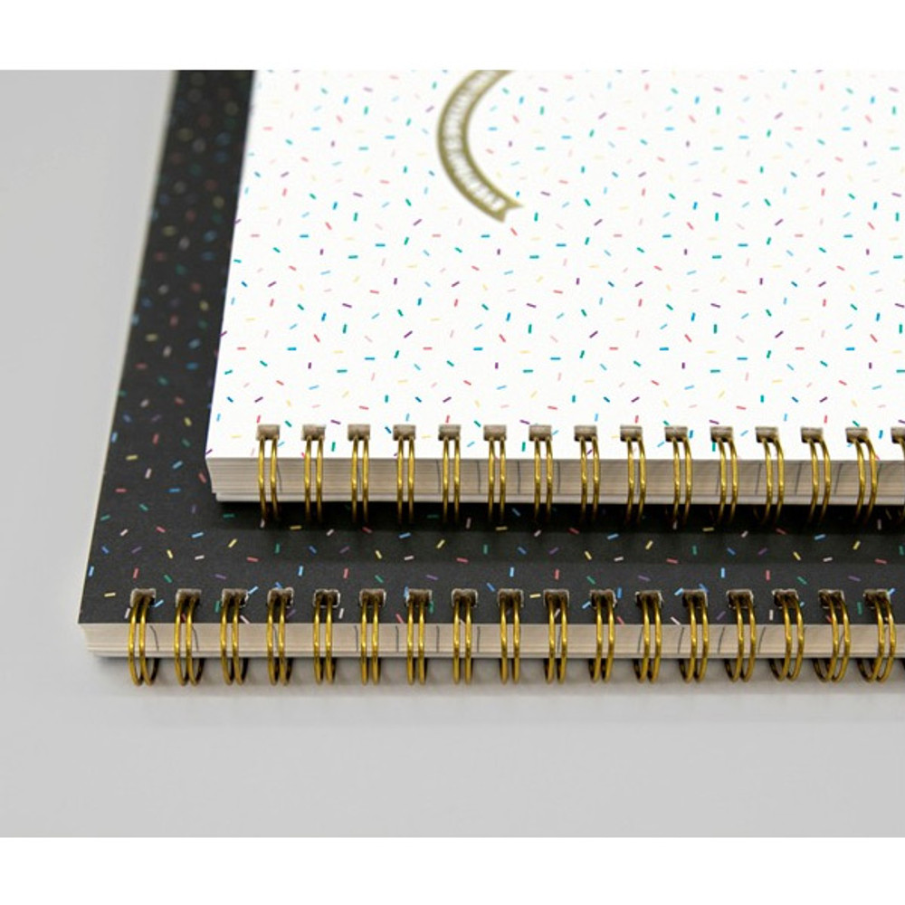 Spiral notebook - BNTP Everyday is special day spiral lined notebook