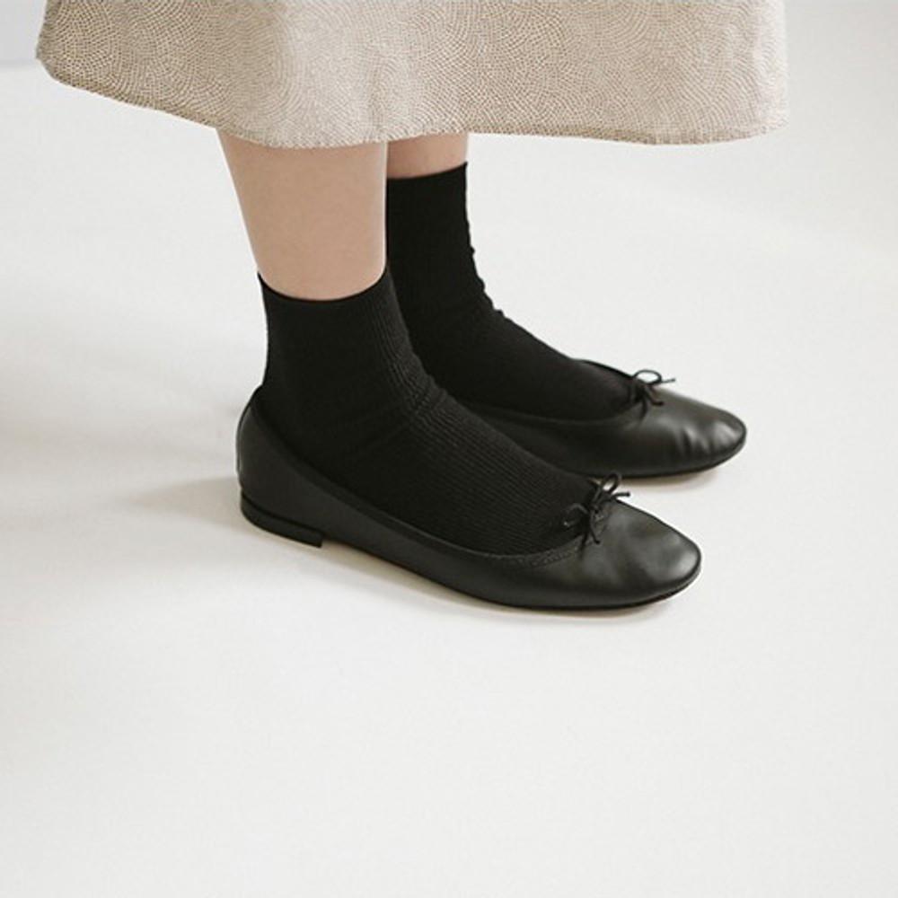 Dailylike Women easy daily socks - Black