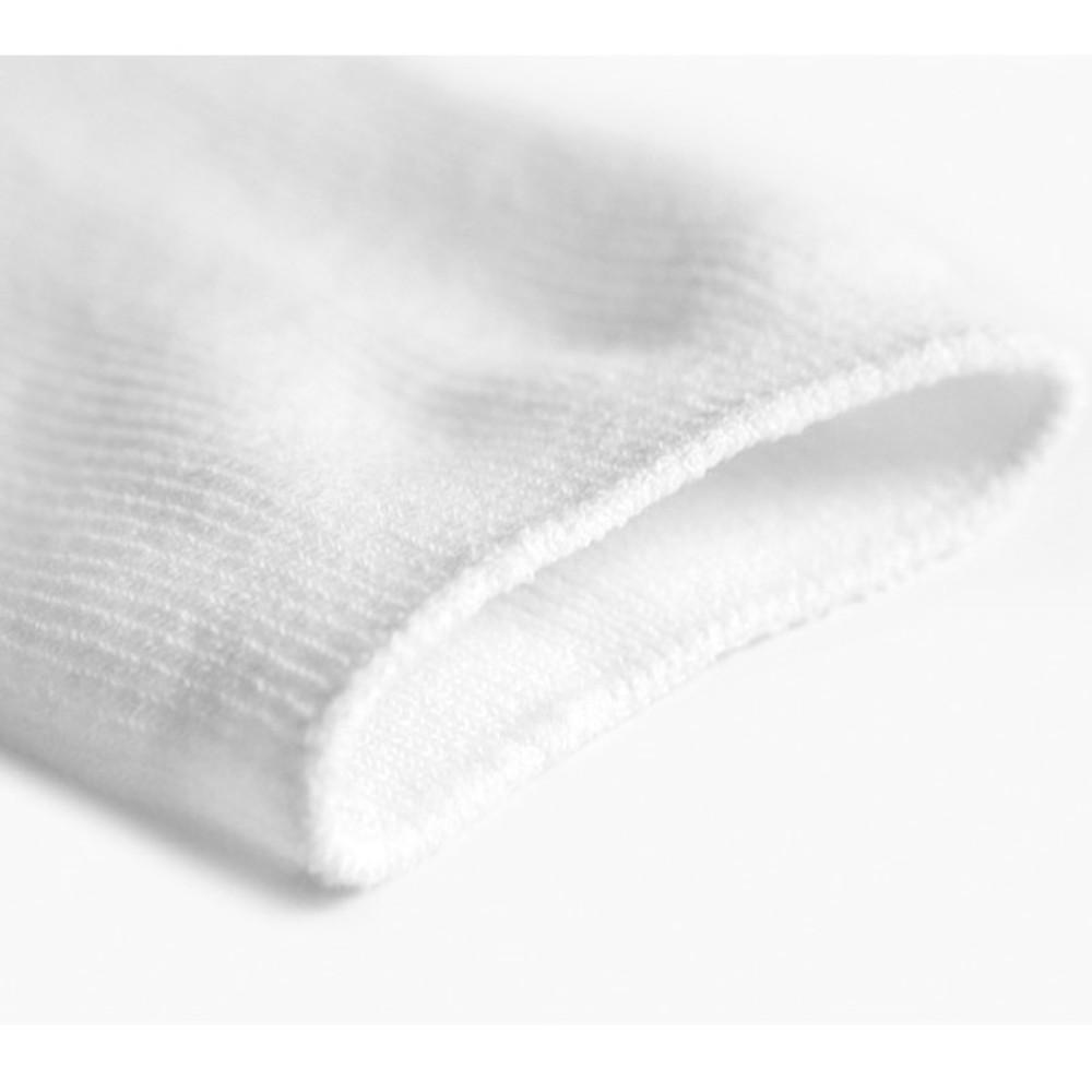 Dailylike Women easy daily socks - Ivory