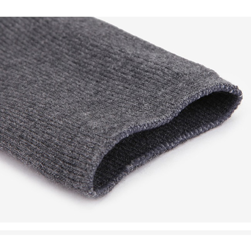 Dailylike Women easy daily socks - Charcoal