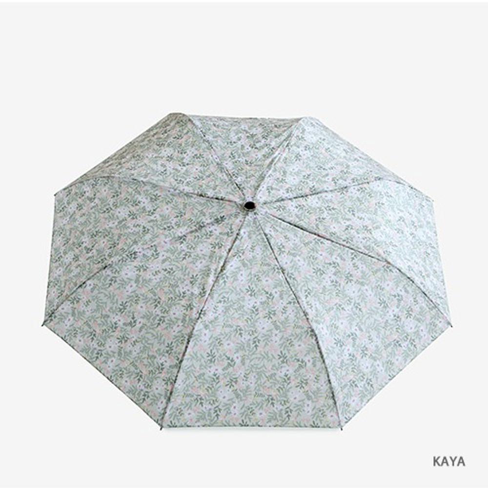 Kaya - Enjoy your life foldable pattern umbrella