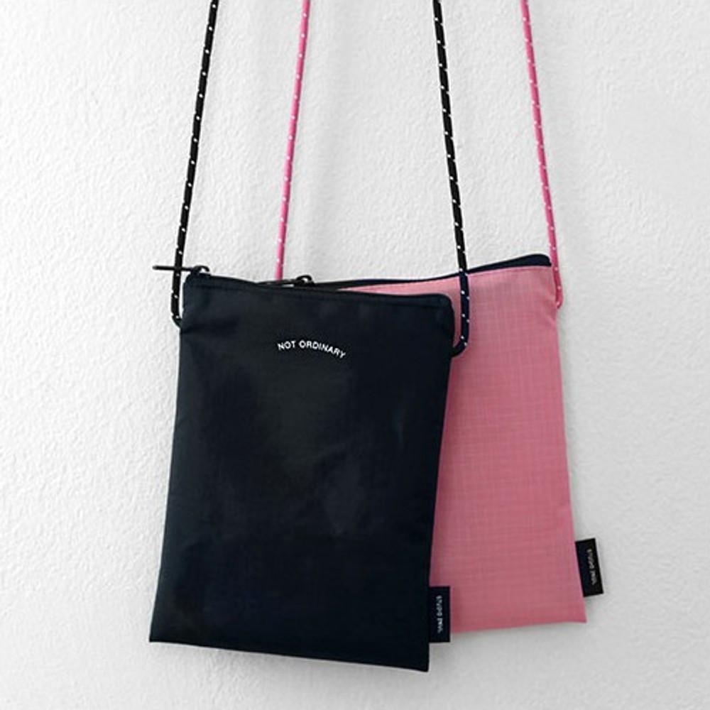 Not ordinary travel small crossbody bag