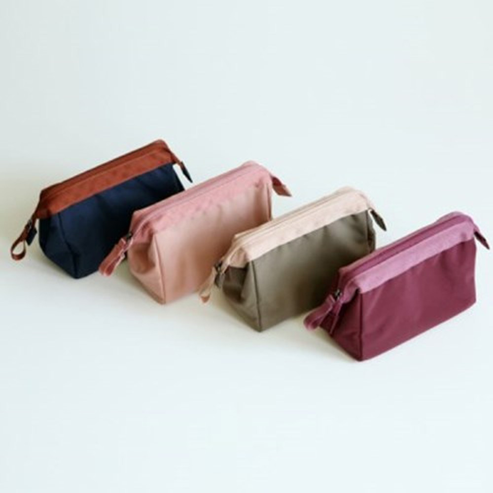 Dailylike Daily standing beauty cosmetic makeup pouch