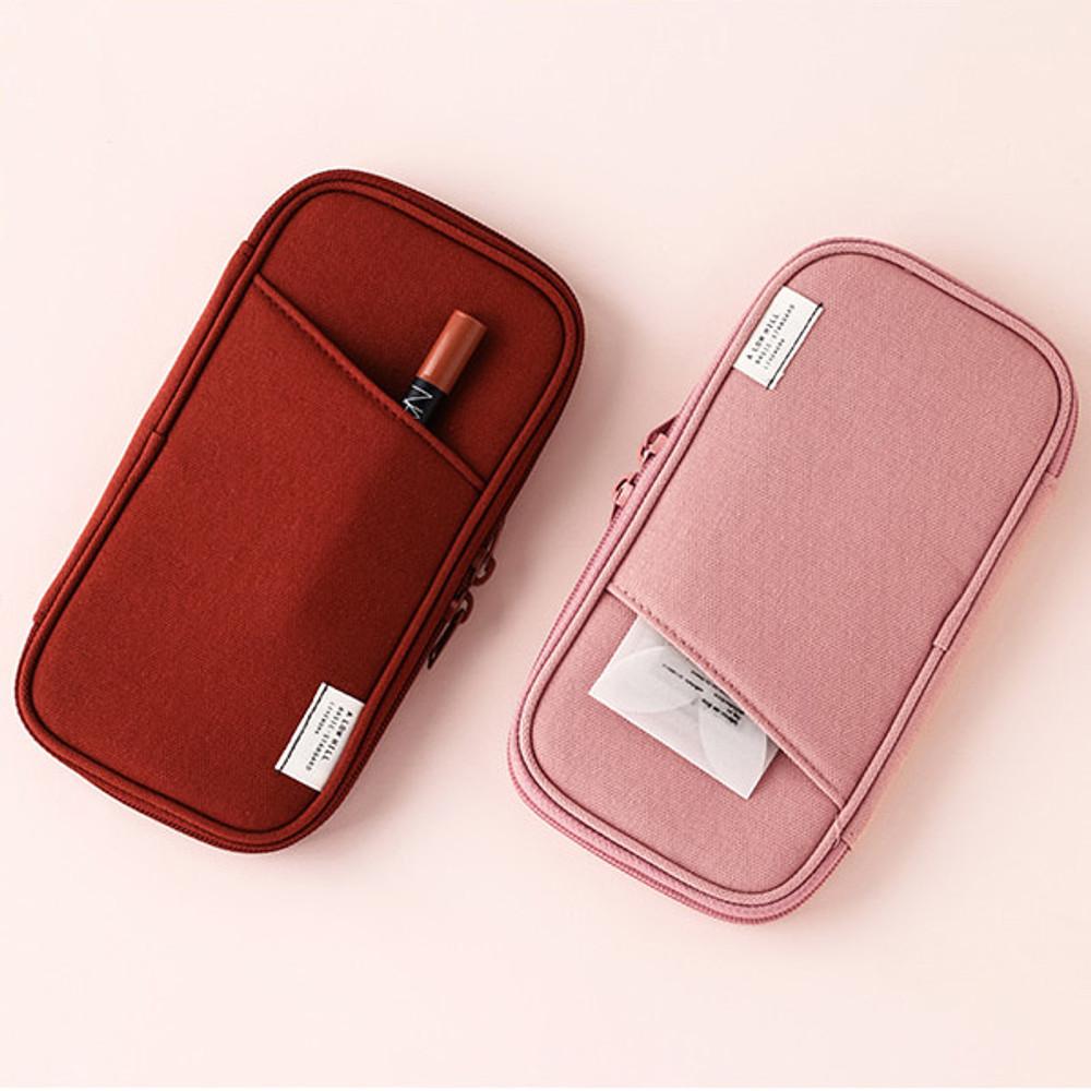 Front - Pocket