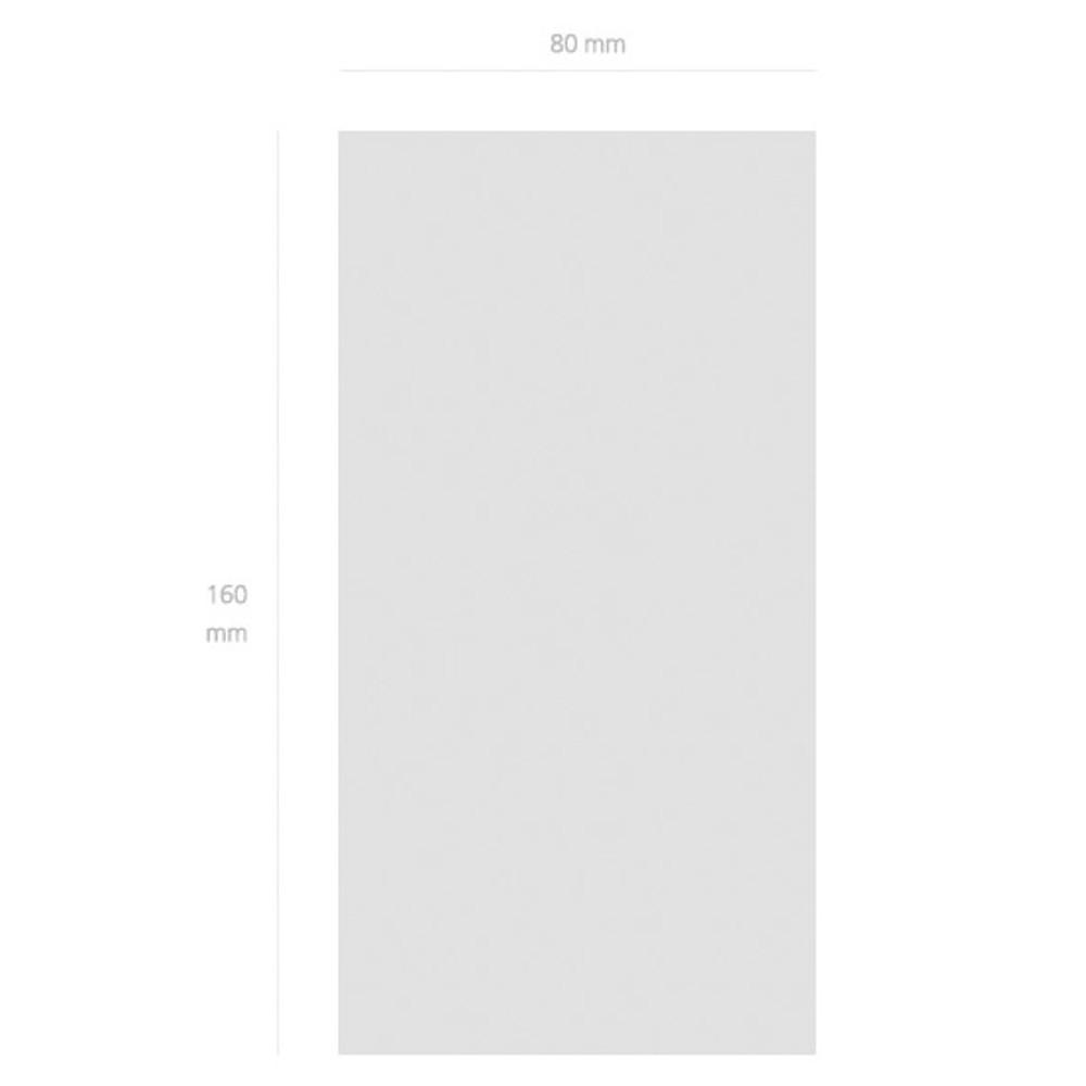 Size-  NACOO Peach cat plain notepad