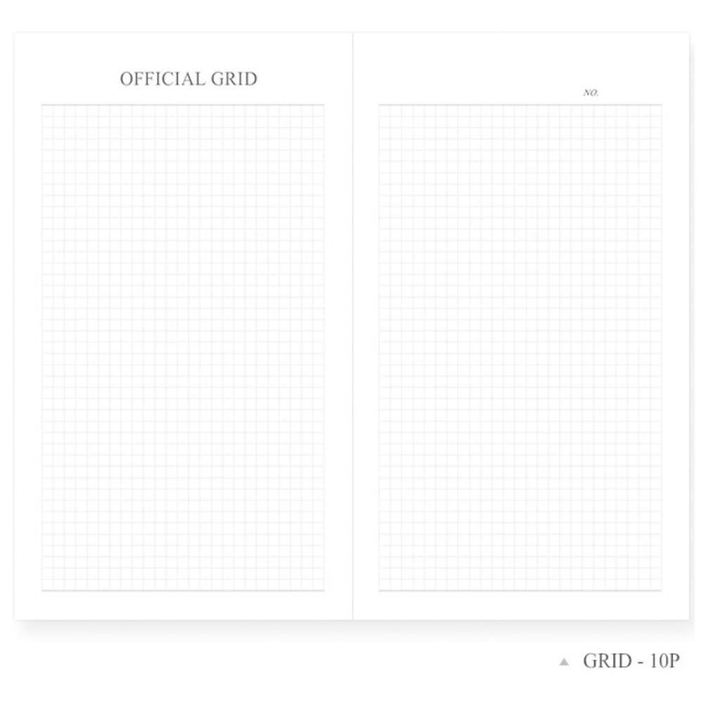 Grid note