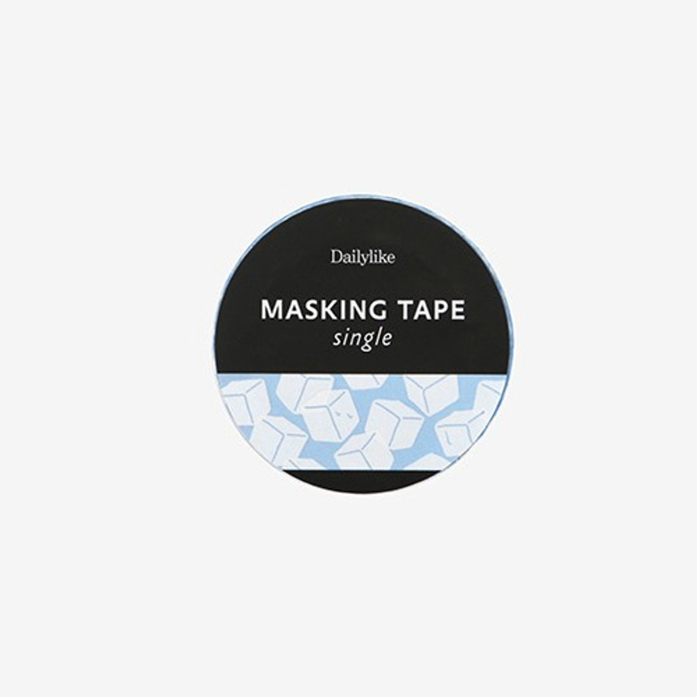 Package for Ice single roll washi masking tape