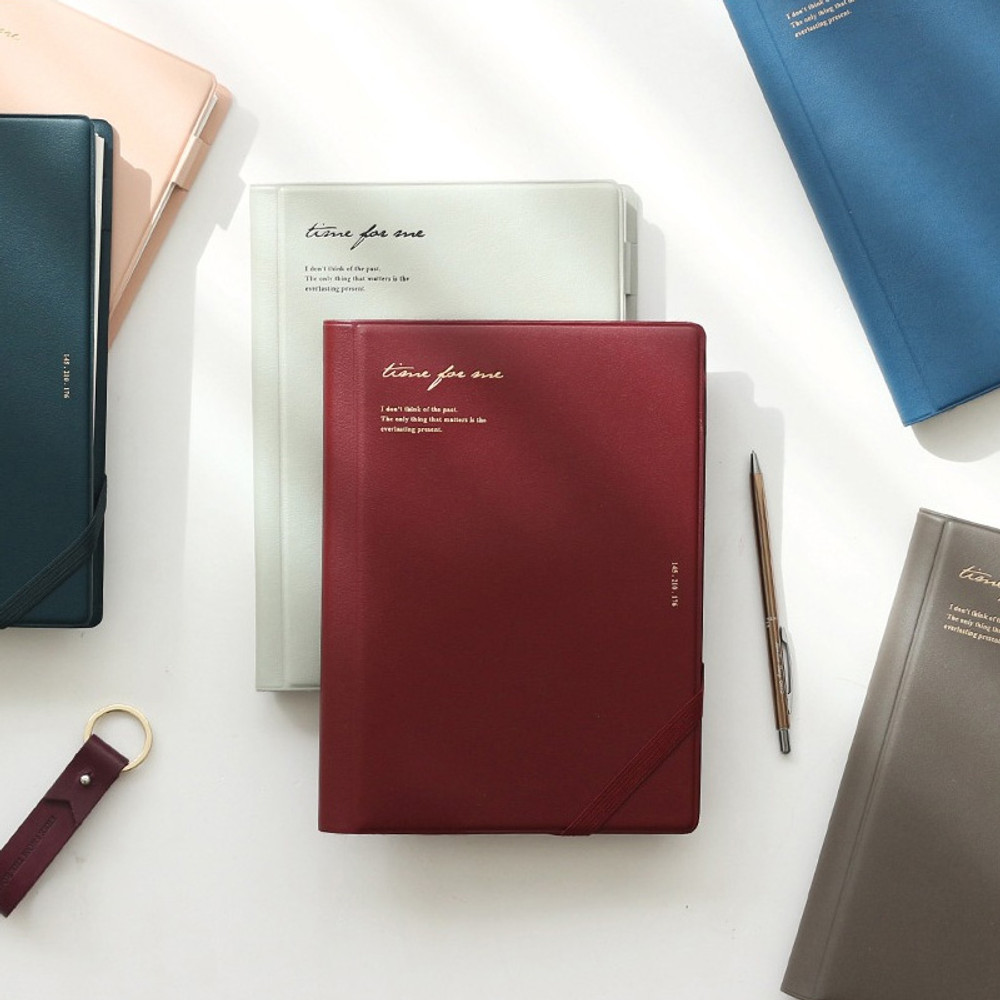 Wanna This Time for me undated weekly diary planner