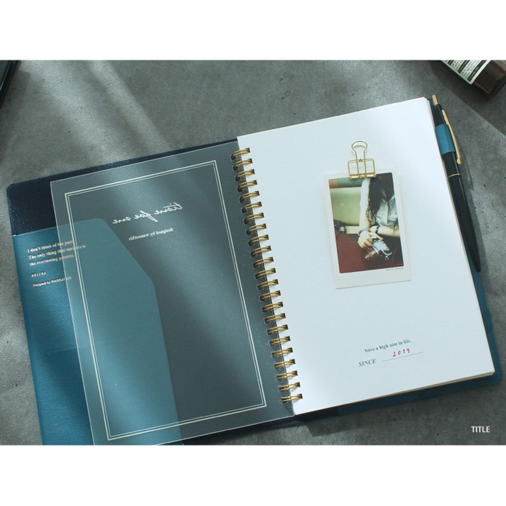 Title - Wanna This Time for me undated weekly diary planner