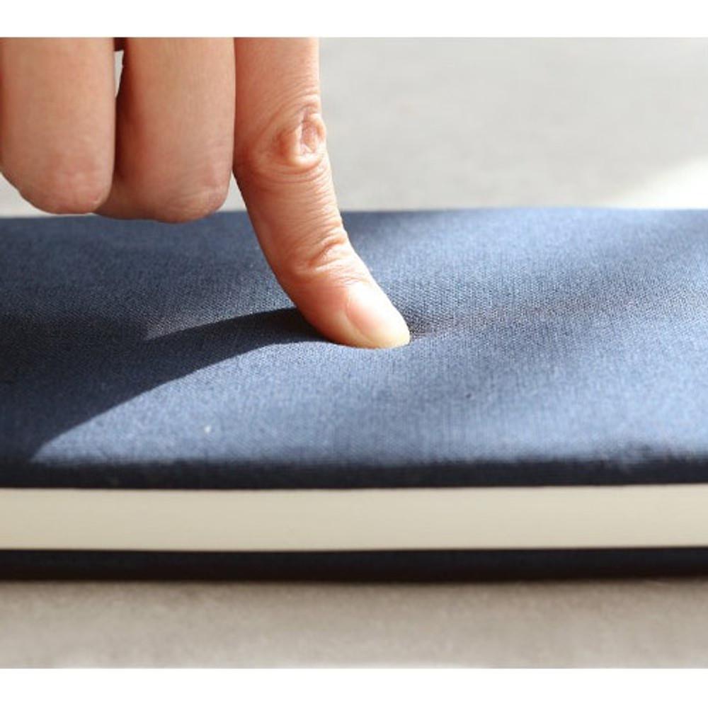 Extra cushioning - Tailorbird pattern dateless weekly planner