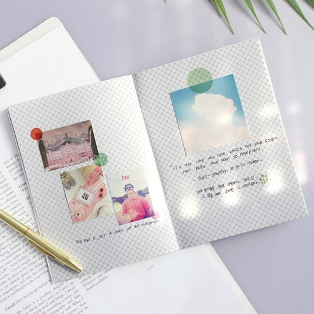Free note - 27 Weeks A6 size undated weekly planner