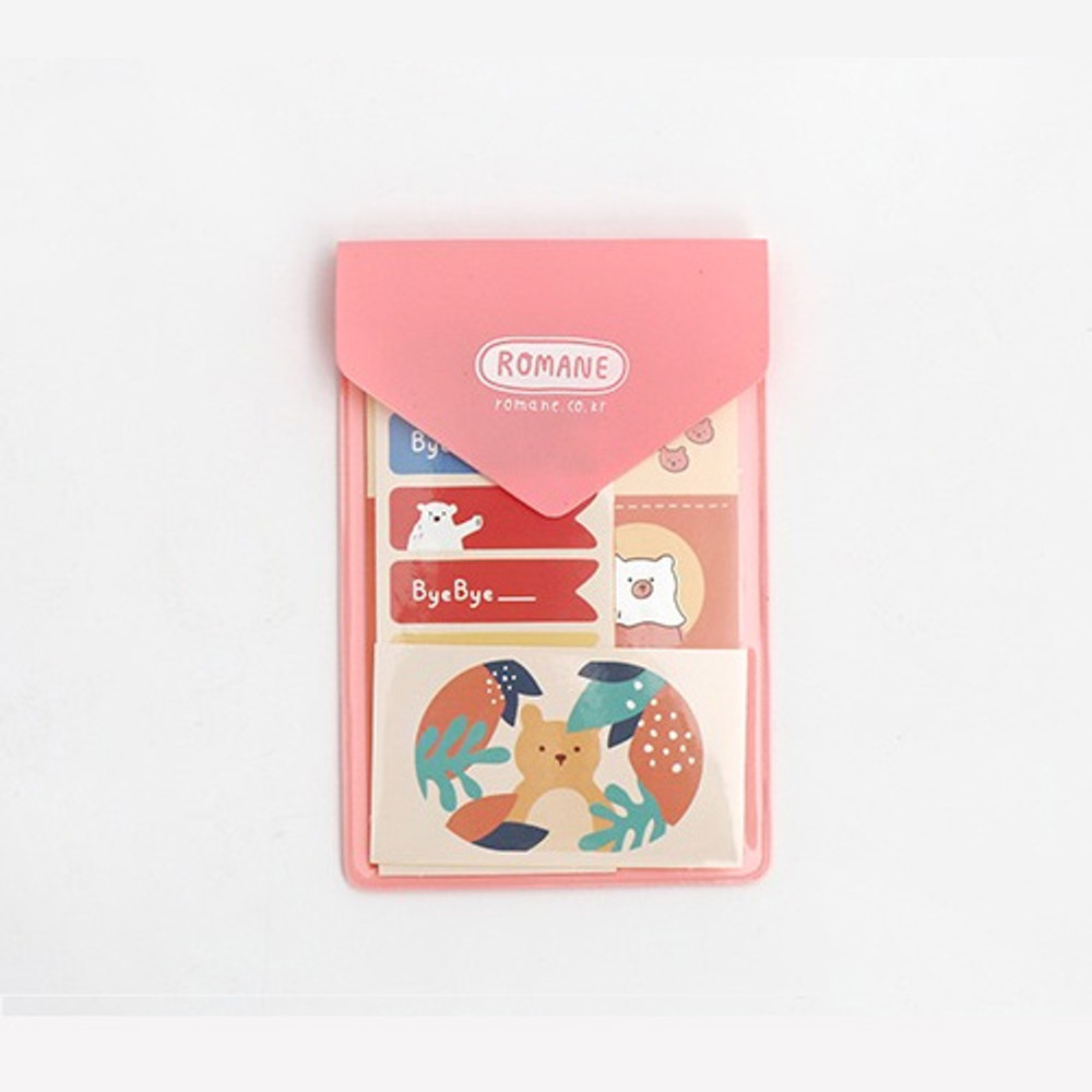 Package - ROMANE My rolly decoration sticker pack