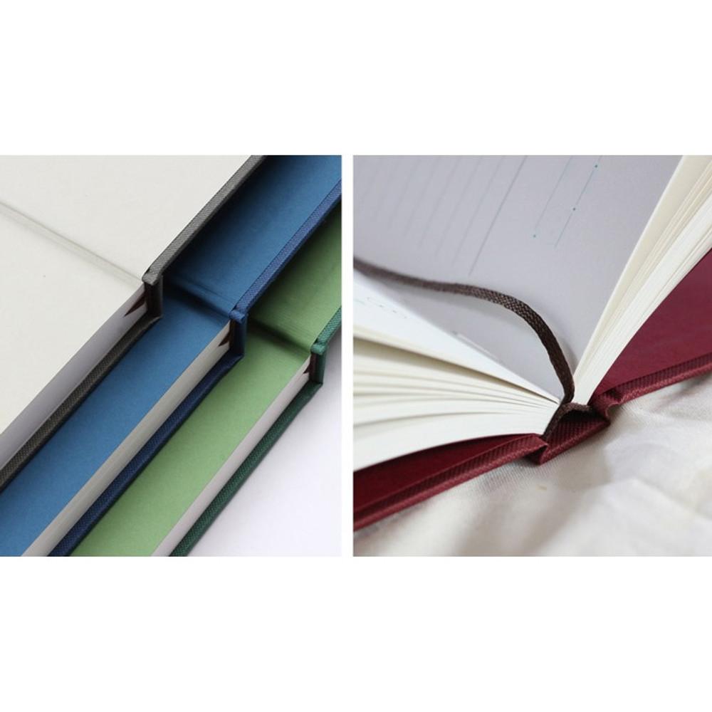 Wanna This Classic journal dateless daily agenda diary