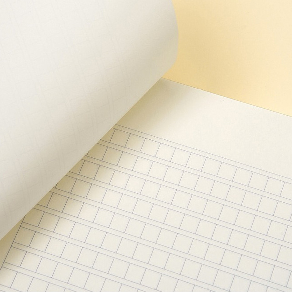 Easy tear out - Ardium 400 Squared manuscript paper notepad