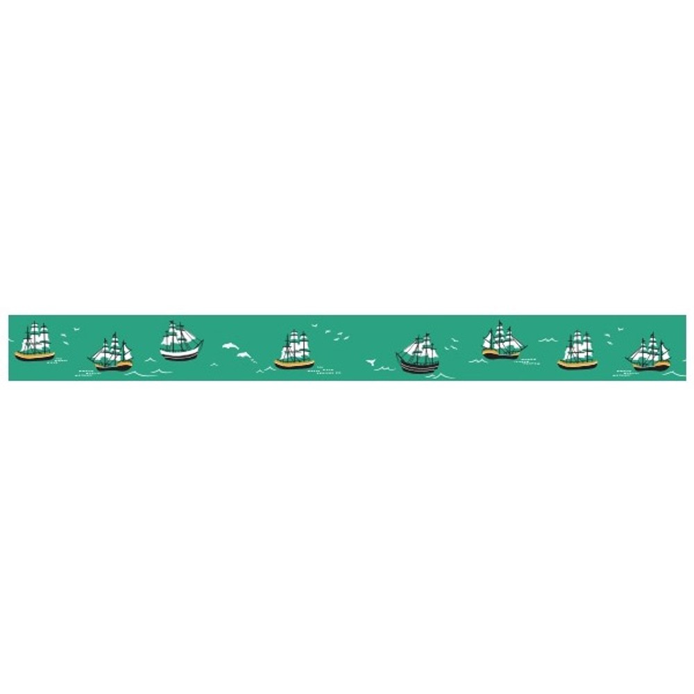 Dailylike Deco 25mm single roll masking tape - Ship