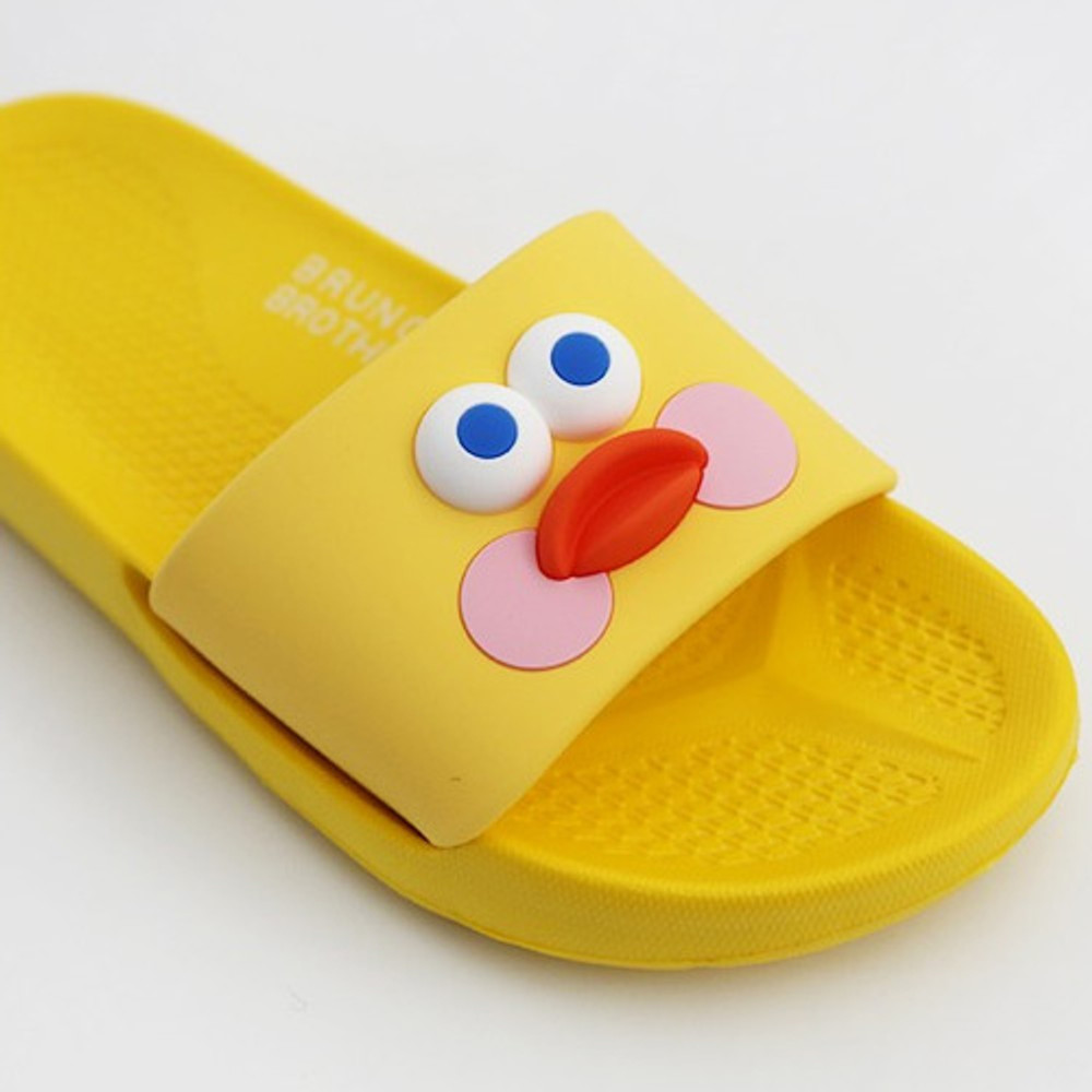 Cute slides slipper sandal - Brunch brother popeye cute slide slipper sandal
