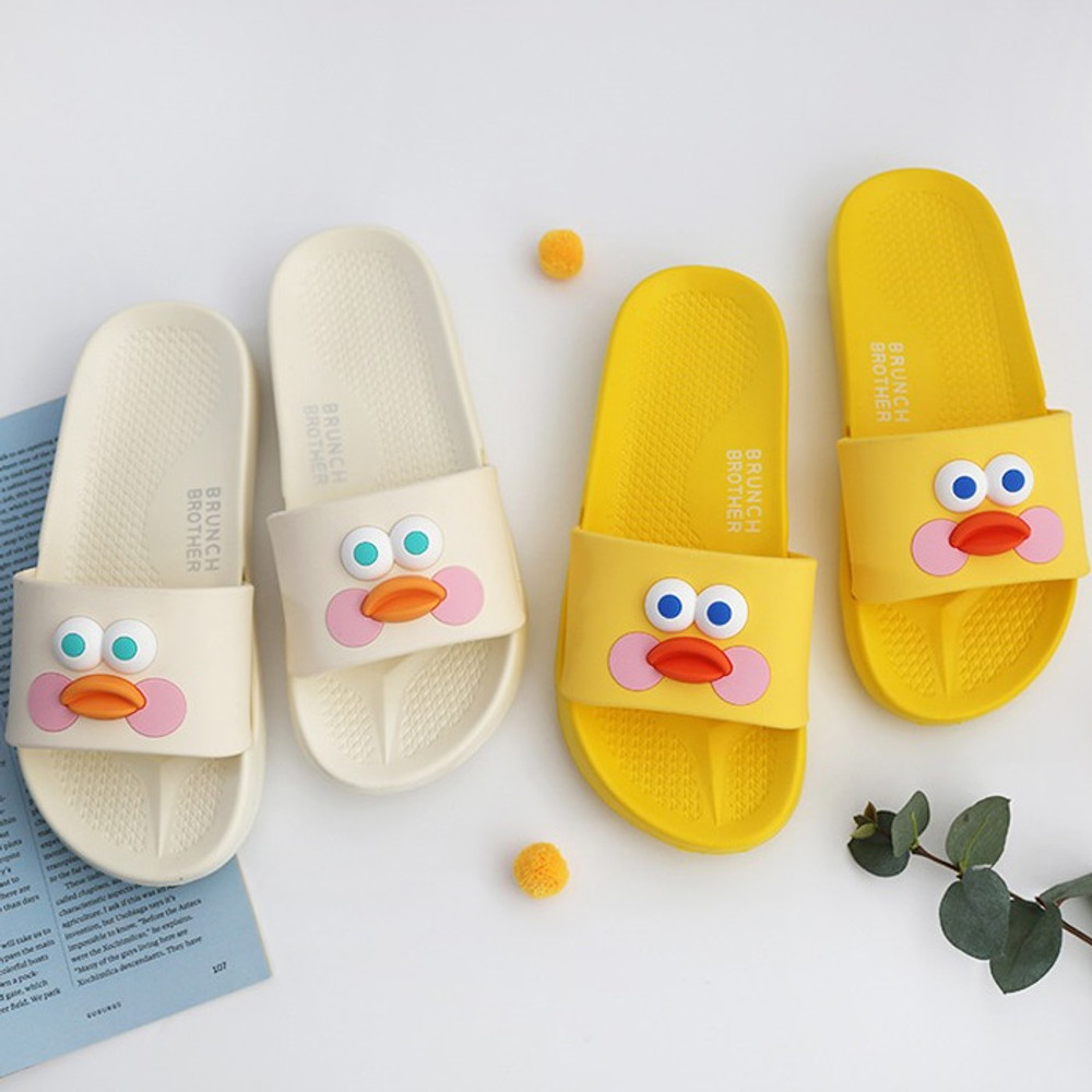 ROMANE Brunch brother popeye cute slide slipper sandal ver2