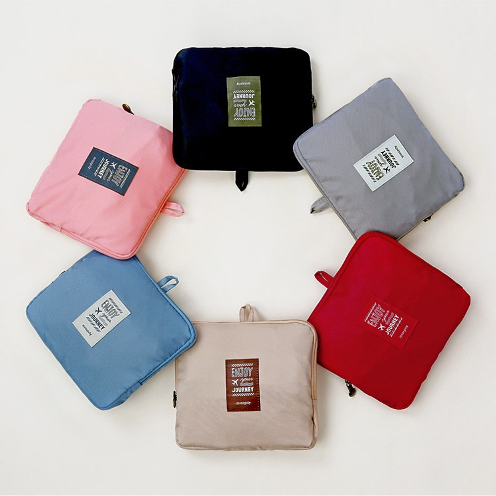 Monopoly Easy carry small travel foldable duffle bag
