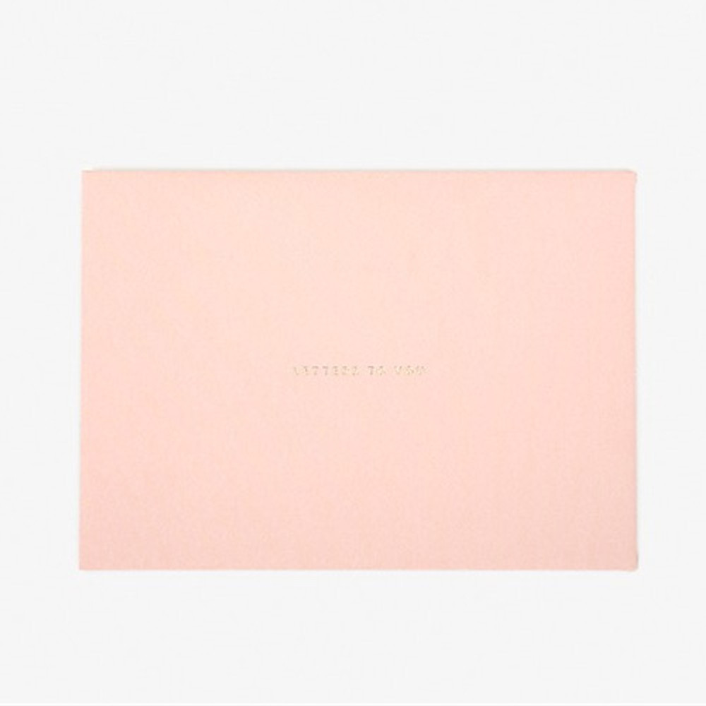 Envelope - Daily letter paper and envelope set - Home