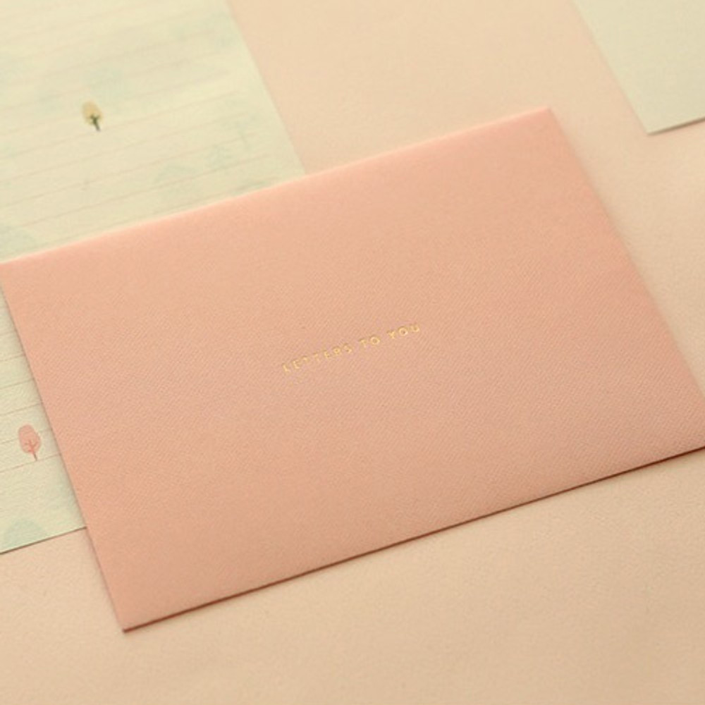 Dailylike Dailylike Daily letter paper and envelope set - HomeDaily letter paper and envelope set - Home