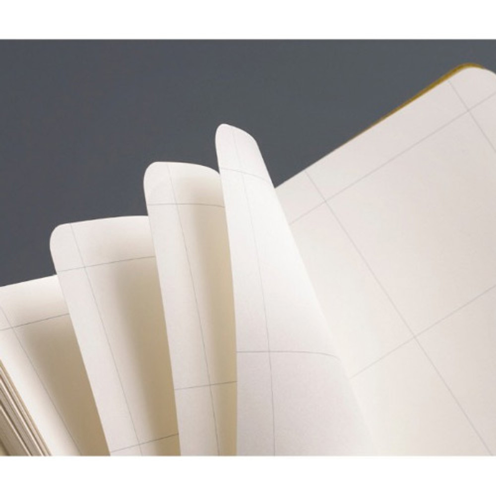 100gsm paper - The way of remembering 3 type grid notebook