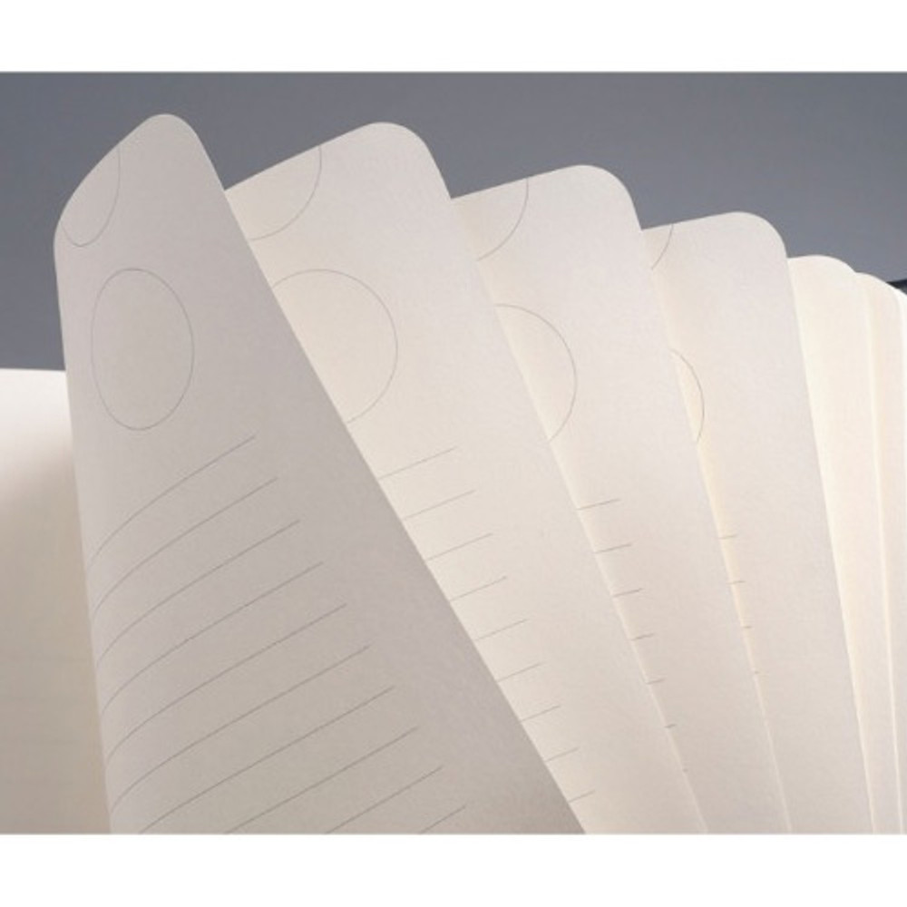 100gsm paper - The way of expressing blank and lined notebook