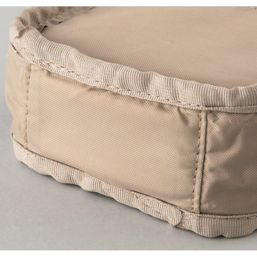 Extra cushion - A low hill basic pocket camera zipper pouch case ver5