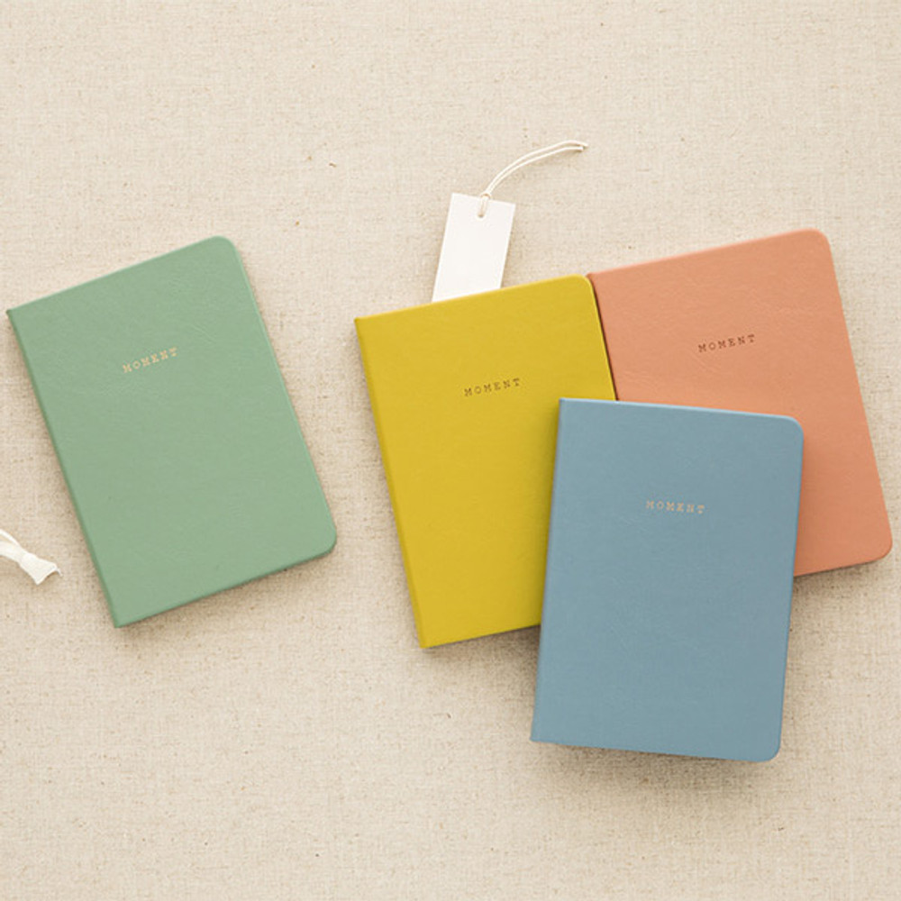 Livework Moment small blank notebook ver3