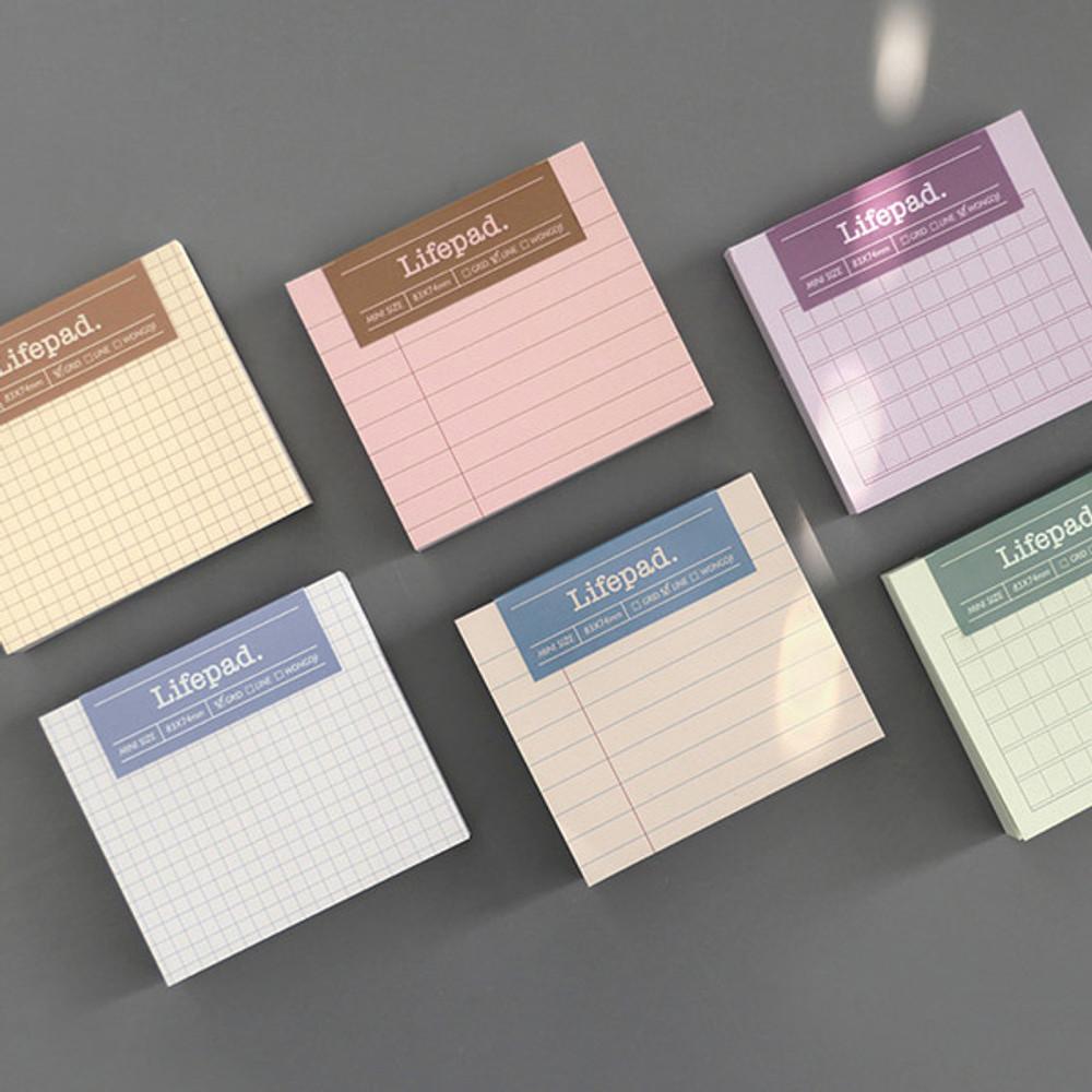 PAPERIAN Lifepad small writing memo notepad
