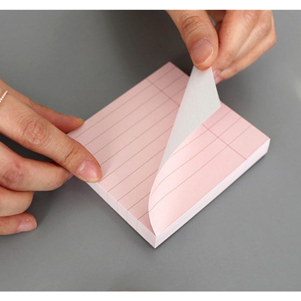100 sheets - PAPERIAN Lifepad small writing memo notepad