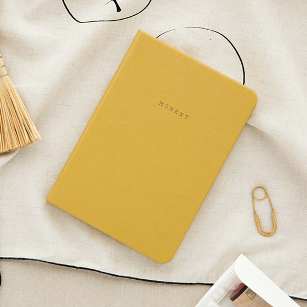 Livework Moment large lined notebook ver3