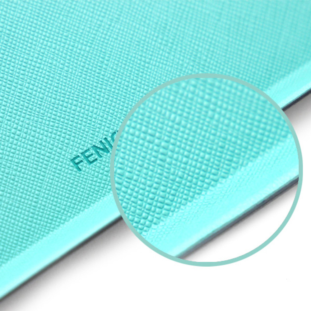 Fenice Premium business PU pencil pen tray