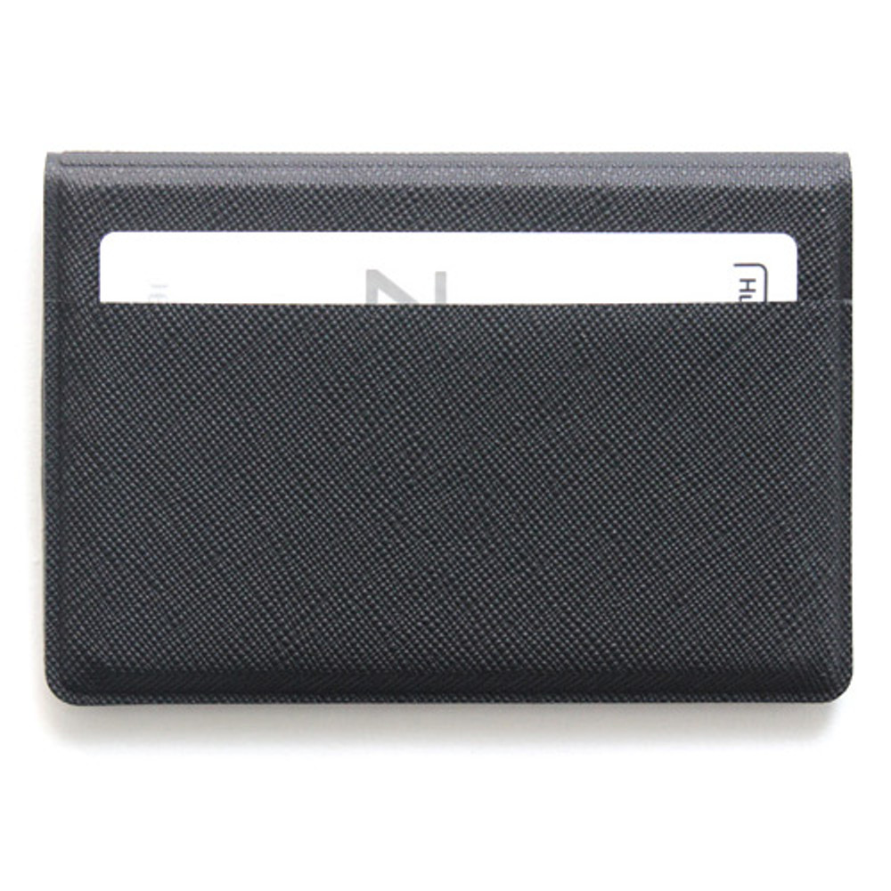 Back pocket - Fenice Premium business PU cover card case pocket
