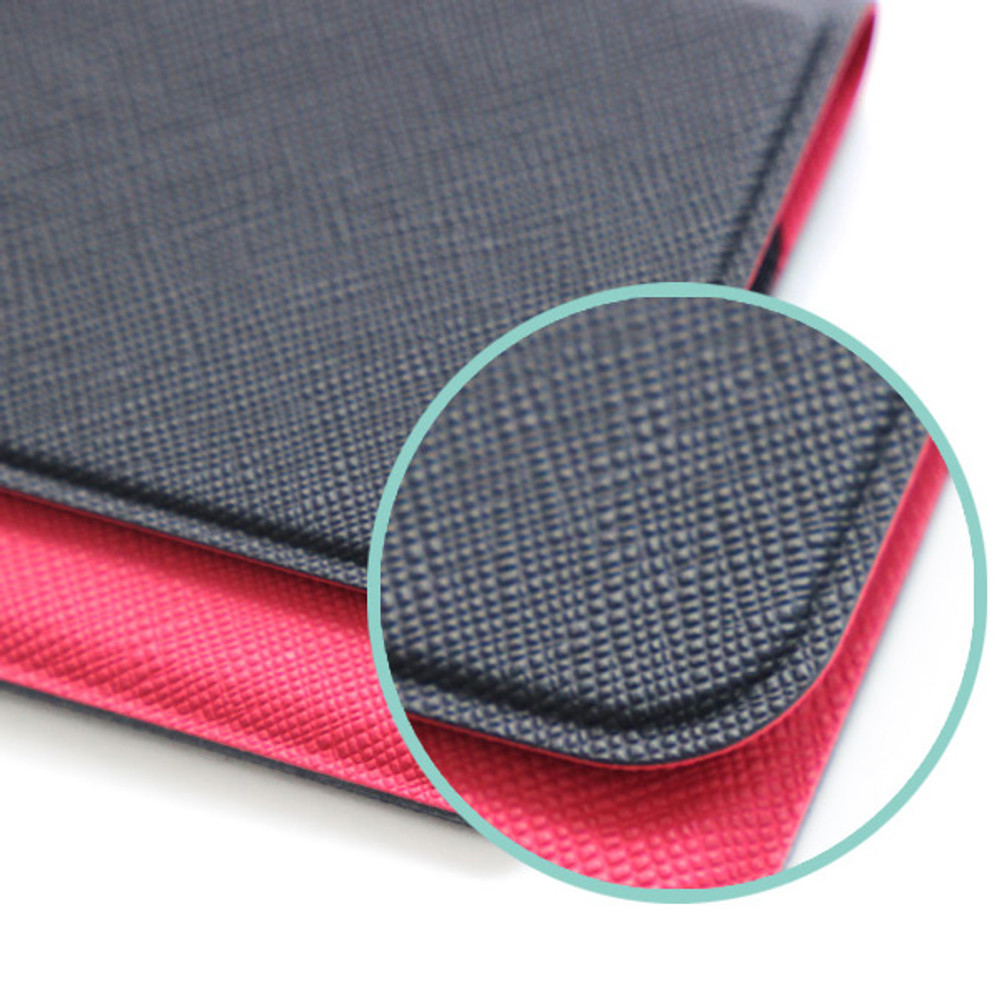 Seamless card case - Fenice Premium business PU cover card case pocket
