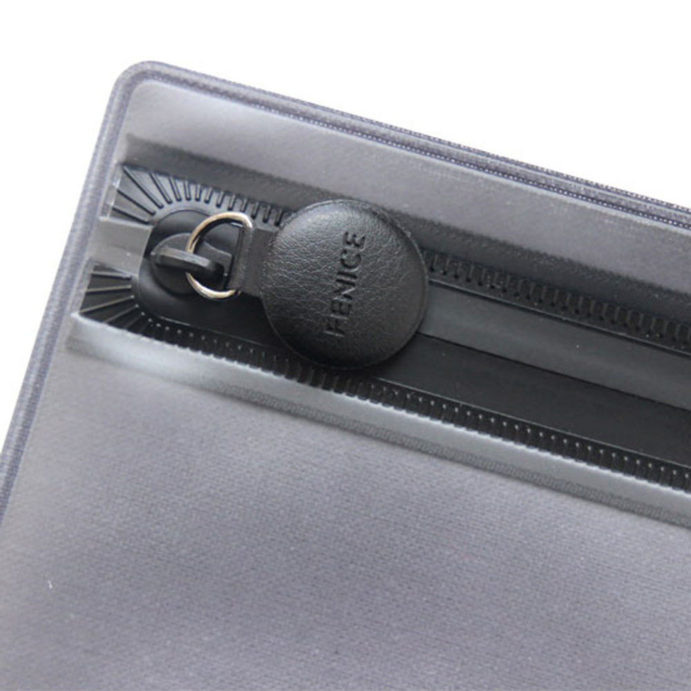 Zipper pouch - Fenice Travel waterproof translucent zip pouch