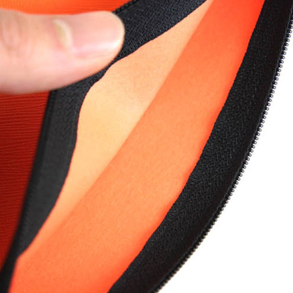 Inner water resistant material - Fenice Premium PU seamless small pouch bag